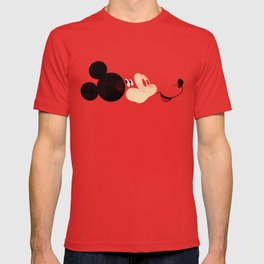 Deconstructing Mickey T-shirt