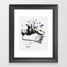 Stronghold&Madness Framed Art Print