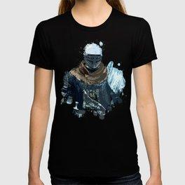 Dark Souls Knight Splatter T-shirt