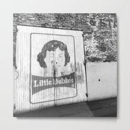 Little Debbie Metal Print