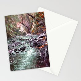 Myall Creek in Pink Stationery Cards
