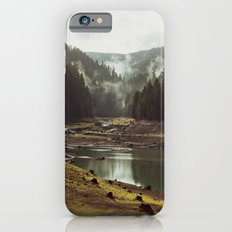 Foggy Forest Creek iPhone 6 Slim Case
