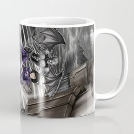 BounD Issue #2 Cover (large logo) Coffee Mug