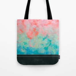 Anaesthesia - Original Abstract Art Tote Bag