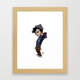 JUGHEAD Framed Art Print