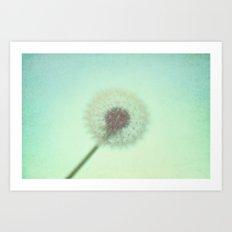 wishing wonderland Art Print