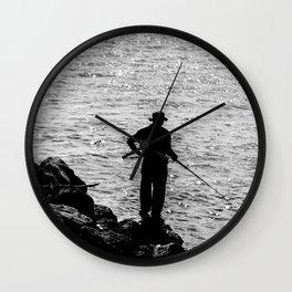 A FIsherman's Tale. Wall Clock