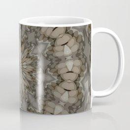 Natural Earth Tones Mandala Pattern Coffee Mug
