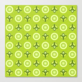 Synchronized Fireflies Canvas Print