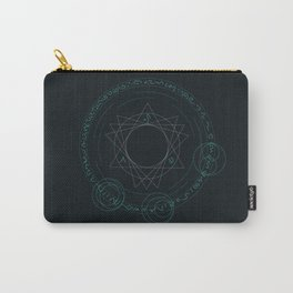 Magic Circle Carry-All Pouch