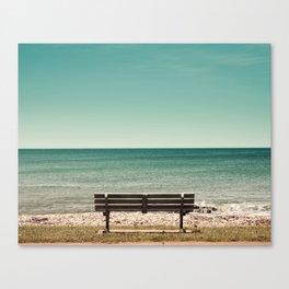 Quiet Contemplation Canvas Print