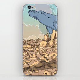 After Death iPhone Skin