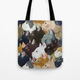 Never ending cats Tote Bag