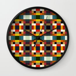 Sunekosuri Wall Clock