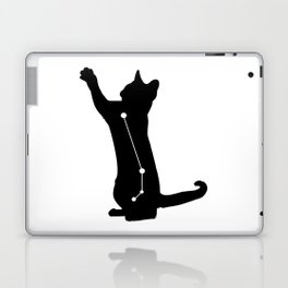 aries cat Laptop & iPad Skin