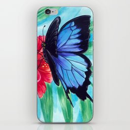 Ulysses Butterfly iPhone Skin