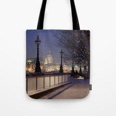 City lights Tote Bag