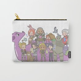 Dragon Age - Origins Companions Carry-All Pouch