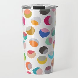 painted chestnuts 1 Travel Mug