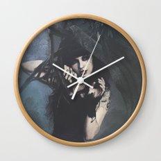 Peek Wall Clock