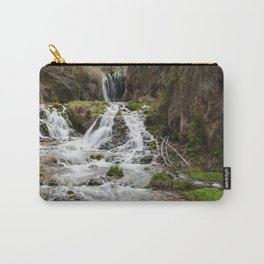 Roughlock Falls, Spearfish Canyon, South Dakota Carry-All Pouch