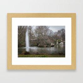 St. James's Park Framed Art Print