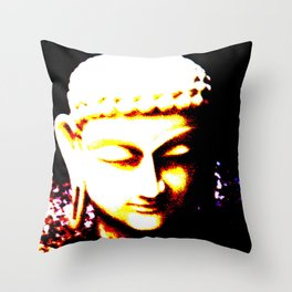 Buda Love Throw Pillow