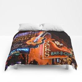 Nashvegas Comforters