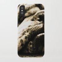 bulldog iPhone & iPod Cases featuring Bulldog by Urlaub Photography