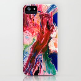 Flame Dragon iPhone Case