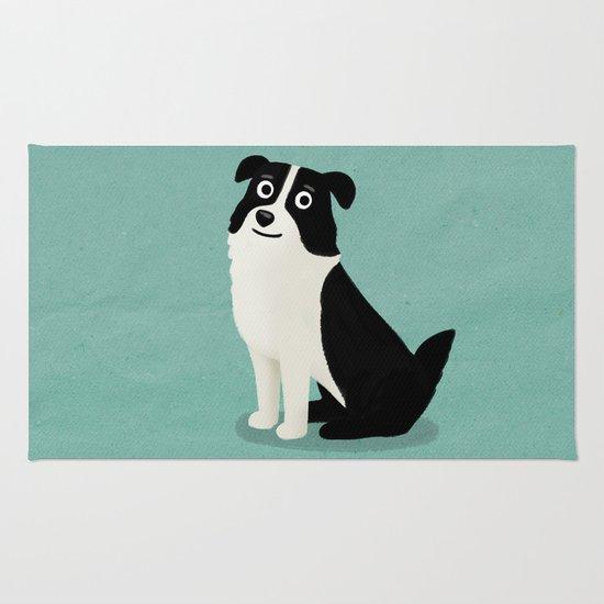 Australian Shepherd - Cute Dog Series Rug