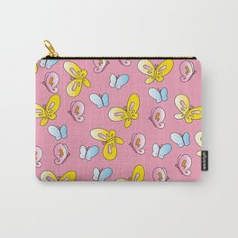 Butterfly Pattern_D Carry-All Pouch