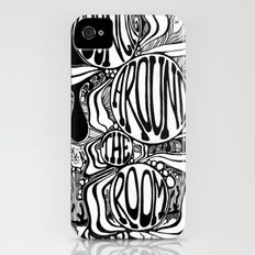 Bouncing Around the Room Slim Case iPhone (4, 4s)