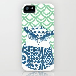 Oowly Mooly iPhone Case