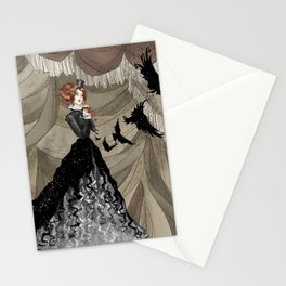Midnight Circus: The Illusionist Stationery Cards