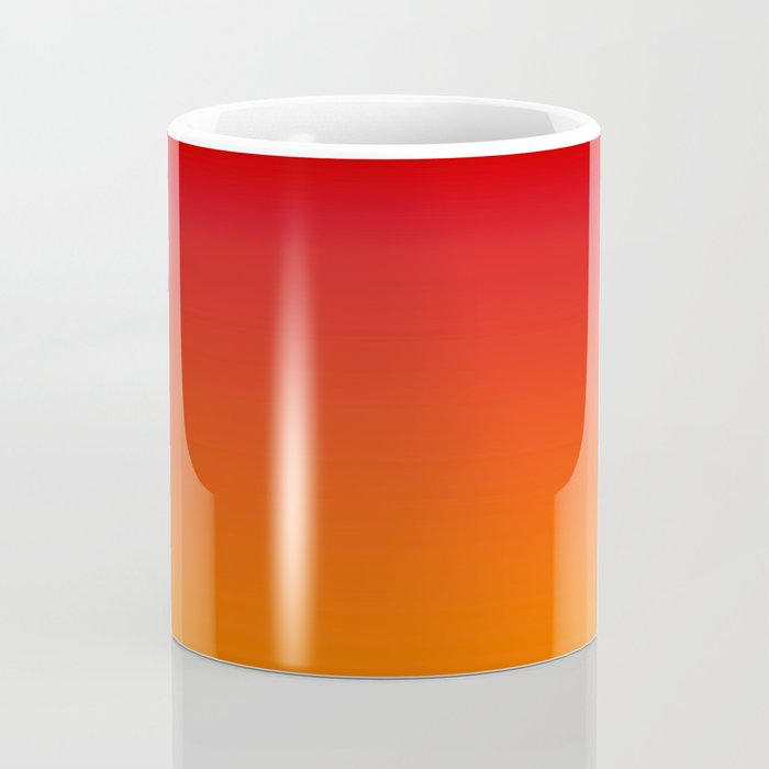 Sunset Ombre Coffee Mug