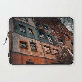 Hundertwasser museum Laptop Sleeve