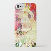 england iPhone & iPod Cases featuring Old England by Ganech joe