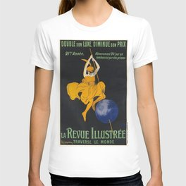 Vintage poster - La Revue Illustree T-shirt