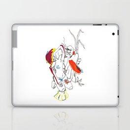 Ladies (Commission) Laptop & iPad Skin