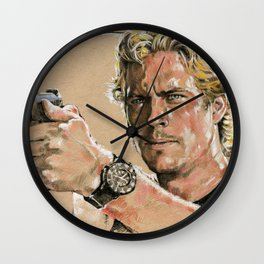 Fast and the Furious (Paul Walker) Wall Clock
