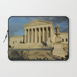 Supreme Court photography Laptop Sleeve