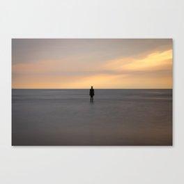 Silent Expectation Canvas Print