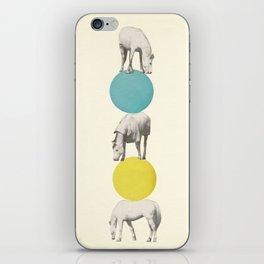 Horseplay iPhone Skin