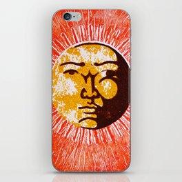 Sun iPhone Skin