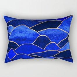 Blue Hills Rectangular Pillow