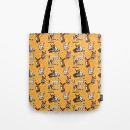 The Spanish Podenco Tote Bag