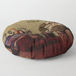Spartacus Floor Pillow