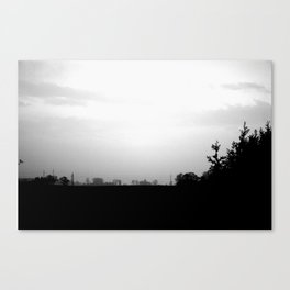 Thefield Canvas Print