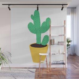 Cactus No. 3 Wall Mural